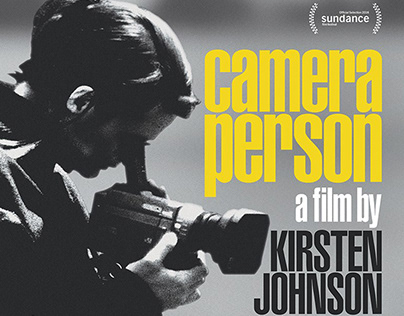 """Camera Person"" – Cinetic"