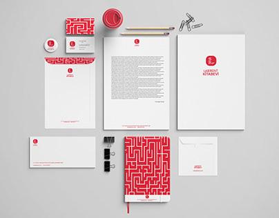 Study of corporate identity: Labirent Kitabevi