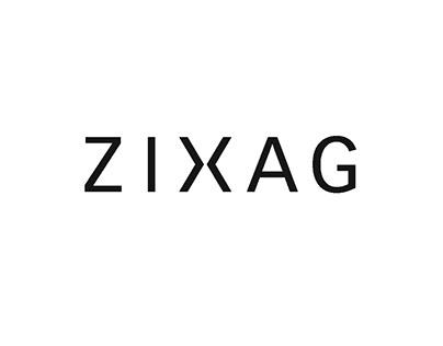 Zixag Brand Identity