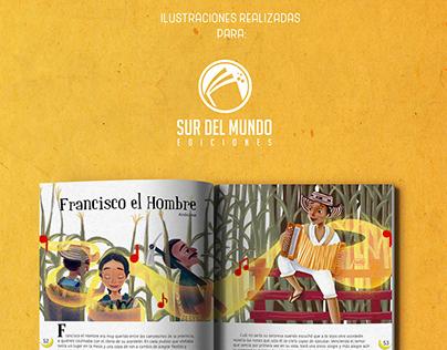 Ilustraciones / Sur del Mundo Ediciones
