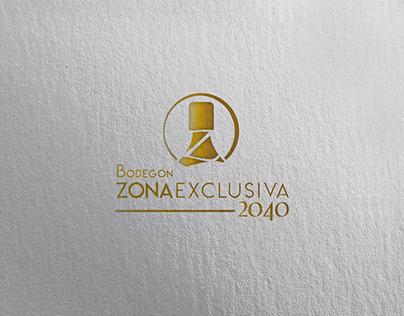 Identidad visual: Zona Exclusiva 2040 (2017)