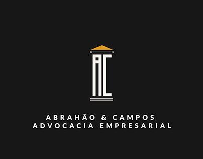 IDENTIDADE VISUAL - ABRAHÃO E CAMPOS