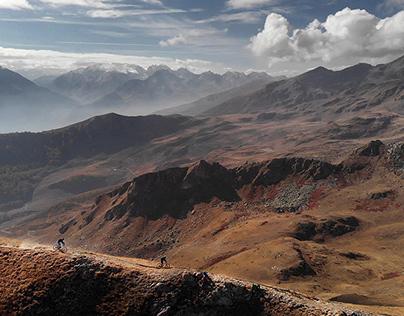 Aosta Valley Mountain Biking