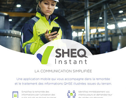 Griphe Conseil and SHEQ Instant App