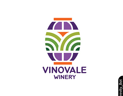 Vinovale Winery - Complete Branding Project