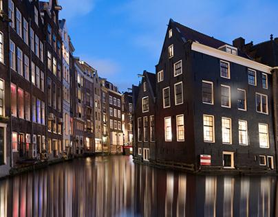 Amsterdam Reflection
