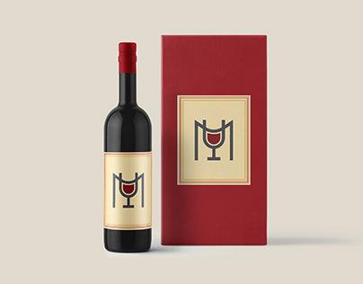 My Wine - Logo and Brand Identity Design