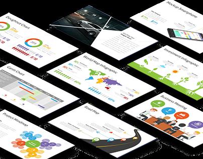 Powerpoint presentation starter pack on behance toneelgroepblik Images