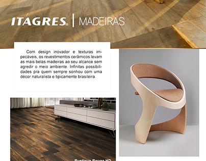 Informativo - Madeiras