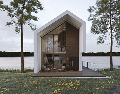 The Silhouette House