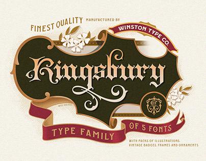 WT Kingsbury