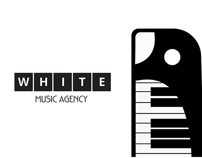 LOGOTYPE | WHITE MUSIC AGENCY