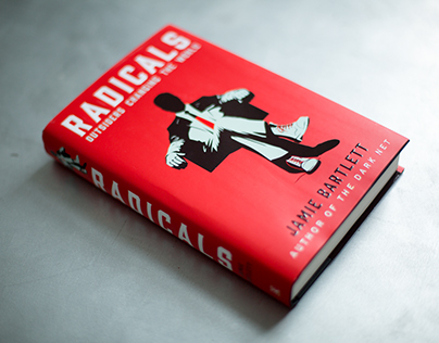 Book Cover Design | Radicals