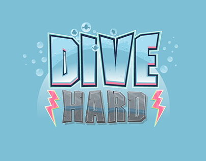 Dive Hard Game