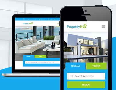 PropertyHub PSD Theme