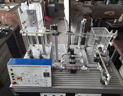 PID Control at Water Level Using Ultrasonic Sensors