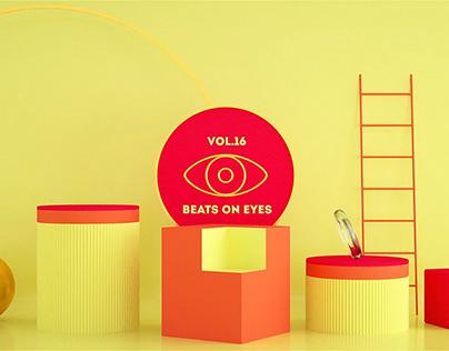 Beats on eyes Vol.16