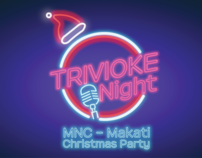 Trivioke Night: Monde Nissin Corporation Christmas