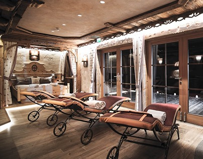 Bischofer Alm - Luxuschalet in Tirol