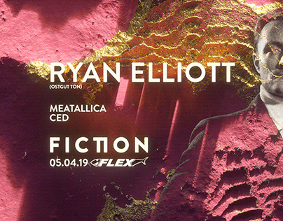 Fiction - Eventflyer