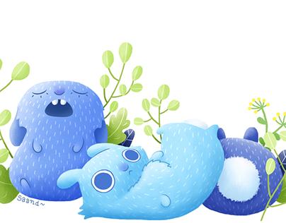 La compagnie des Lapins Bleus