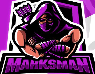 Marksman Logo for Sale