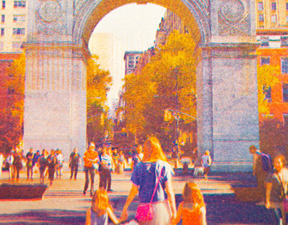 NEW YORK / RISO PRINT