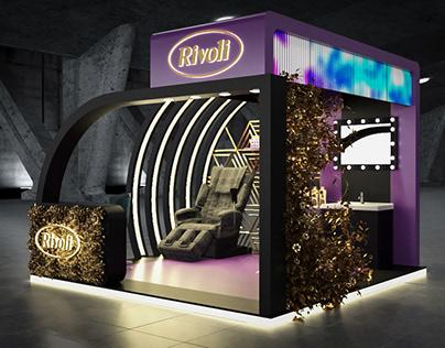 Rivoli Booth Design
