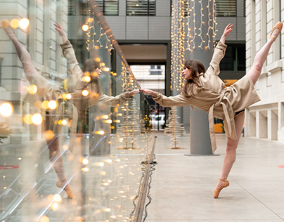 Eva - Dance in Lyon