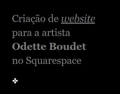 Odette Boudet