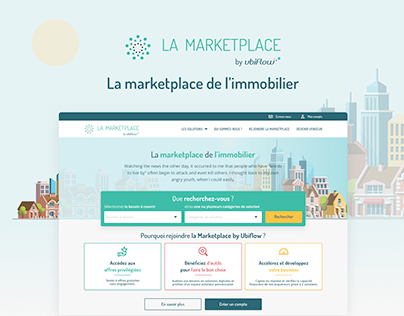 La Marketplace by Ubiflow