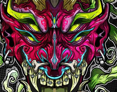 Diablo Boruca de la Locura