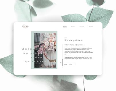 Miss Art - UI/UX design