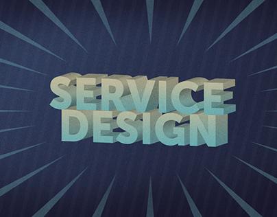 Service Design - promo film