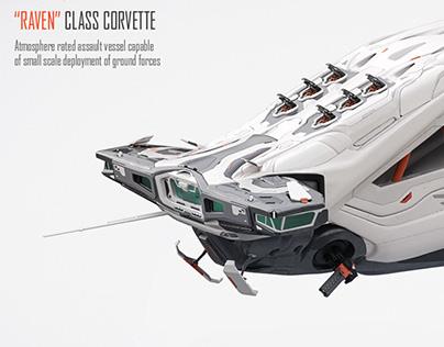 Heavy Corvette