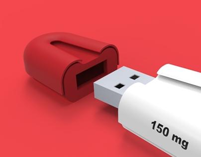 capsule USB