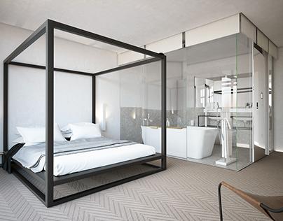 I/I * Hotel Room