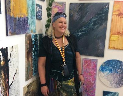 Three Harbours Art Exhibition - Edinburgh 2019