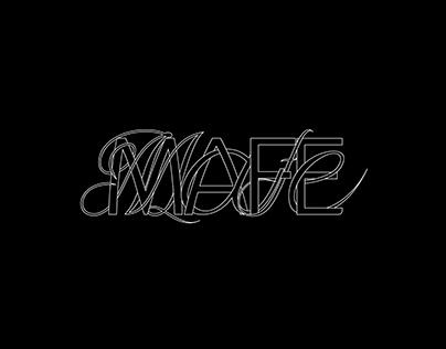 MAFE FONT STUDY #02