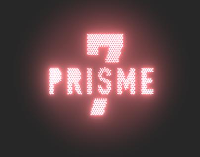 Prisme 7 - Centre Pompidou video game