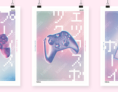 Gaming posters I