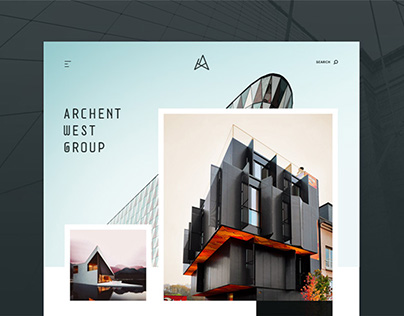 Architecture Website Template (Free Download)
