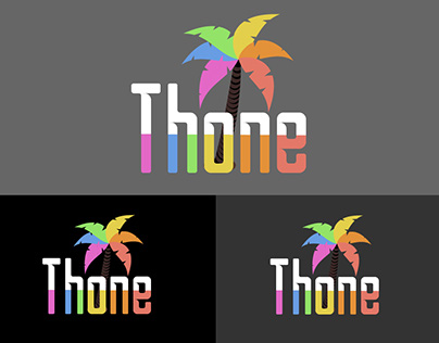 Thone Modern Clothing brand Project Designing