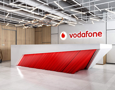 Vodafone office in Kiev