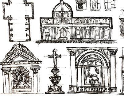 Visual Journaling- Rome Fall 2017