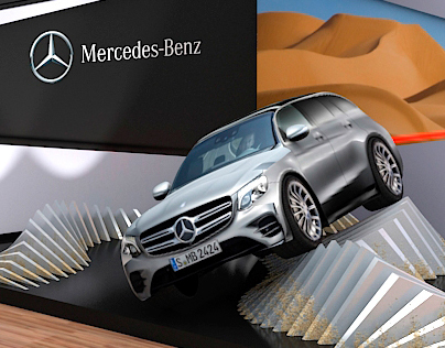 Mercedes Benz - SUV's Launch Event - GLC, GLE Coupé