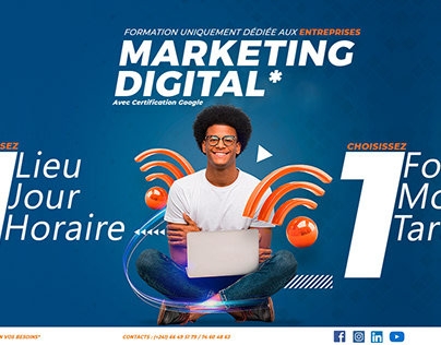 Corporate Digital Marketing Training Session