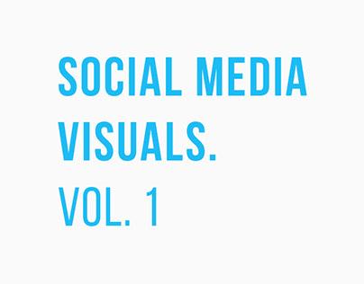 Social Media Visuals 2016-2017