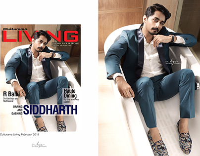 Mr Siddharth for Culturama Living