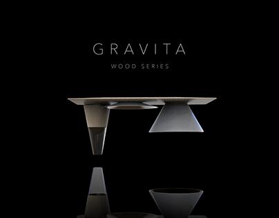 GRAVITA-Magnetic Tableware